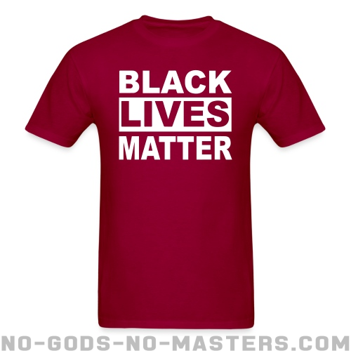 Black lives matter  - Anti-fascista Camiseta