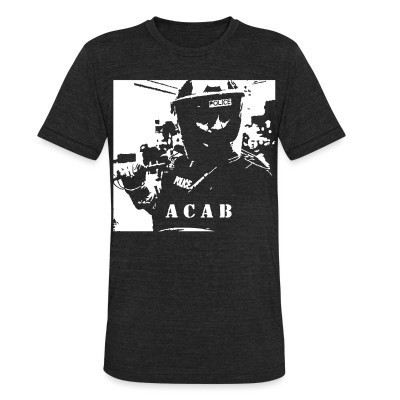 Camiseta Local ACAB police