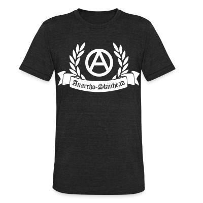 Camiseta Local Anarcho-Skinhead