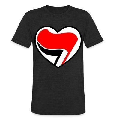 Camiseta Local Antifa Love