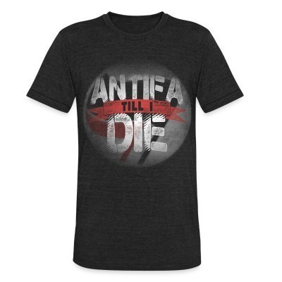 Camiseta Local Antifa till i die