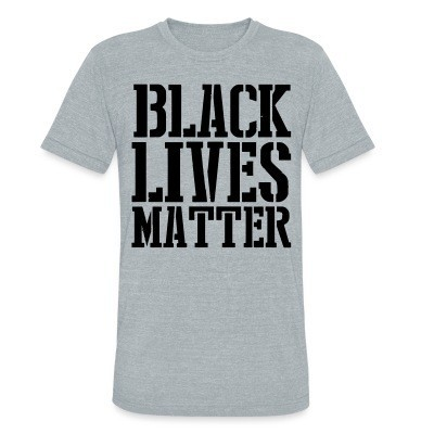 Camiseta Local Black Lives Matter