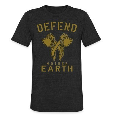 Camiseta Local Defend mother earth