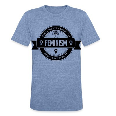 Camiseta Local feminism - Equal rights equal opportunity