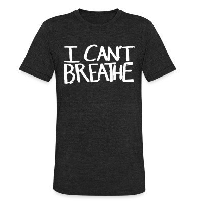 Camiseta Local I Can't Breathe