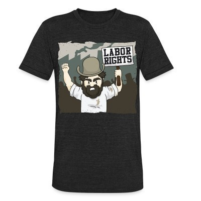 Camiseta Local Labor rights