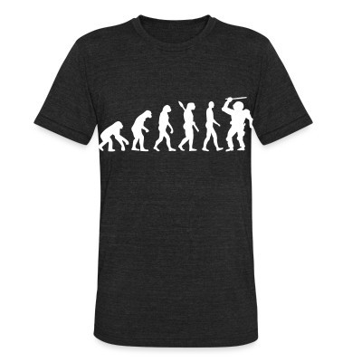 Camiseta Local Police Brutality Evolution