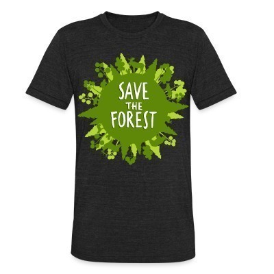 Camiseta Local Save the forest
