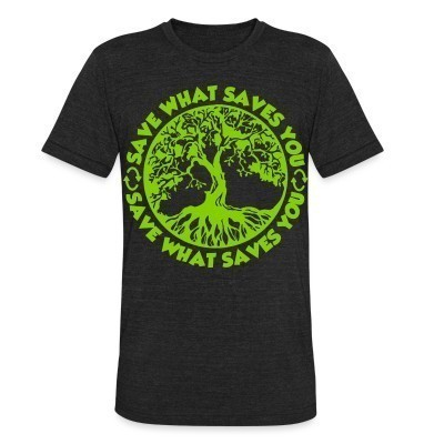 Camiseta Local Save what saves you