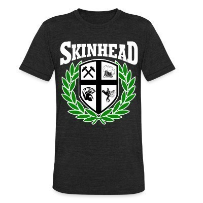 Camiseta Local Skinhead