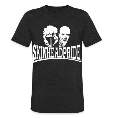 Camiseta Local Skinhead Pride