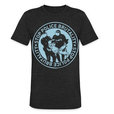 Camiseta Local Stop police brutality