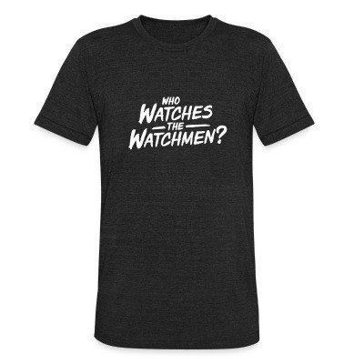 Camiseta Local Who watches the watchmen?