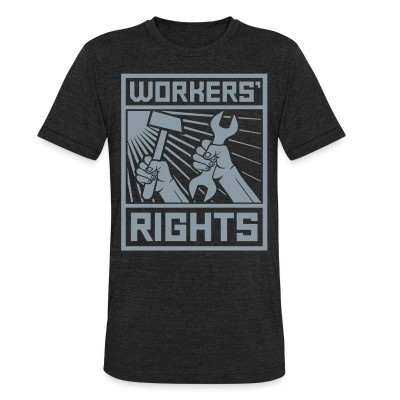 Camiseta Local Workers' rights