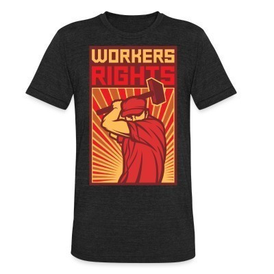Camiseta Local Workers rights