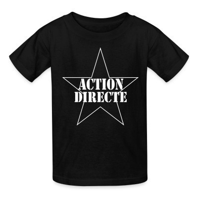 Camiseta Niño Action directe
