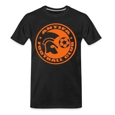 Camiseta Organica Antifa football club