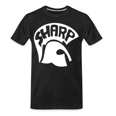 Camiseta Organica SHARP