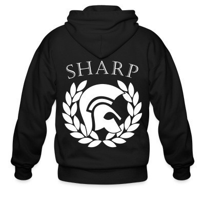 Capuche Zipper Sharp