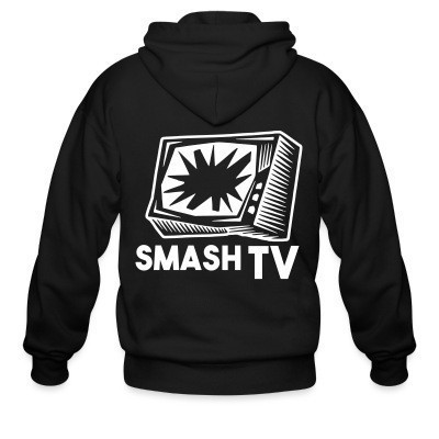 Capuche Zipper Smash tv