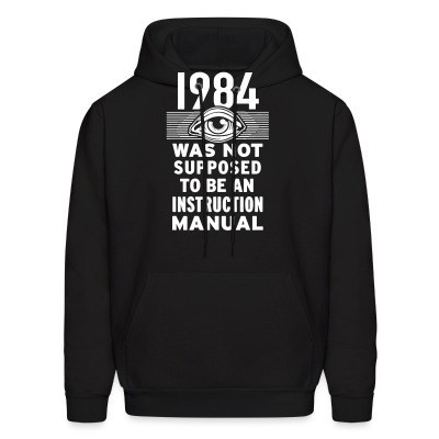 Capuche 1984 was not supposed to be an instruction manual