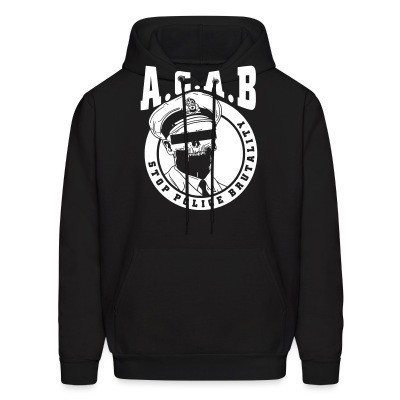 Capuche Acab / Stop police brutality
