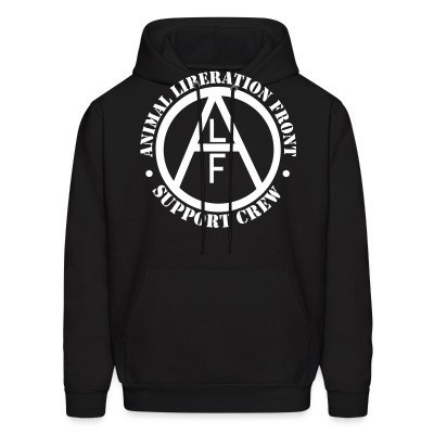 Capuche ALF Animal Liberation Front support crew