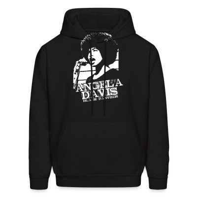 Capuche Angela Davis black panther
