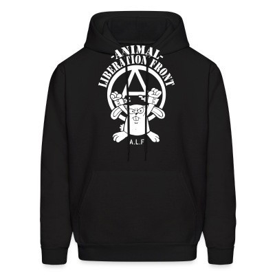 Capuche Animal liberation front A.L.F.