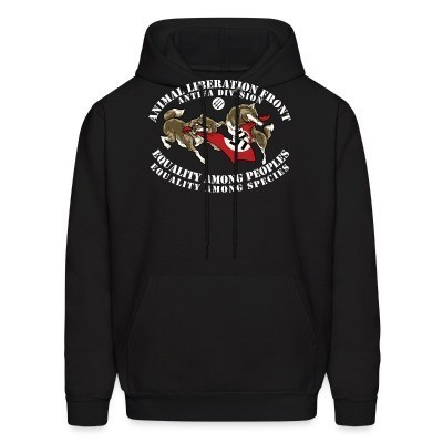 Capuche Animal Liberation Front antifa division - equality among peoples, equality among species