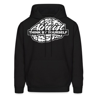 Capuche Atheist think by yourself