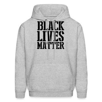 Capuche Black Lives Matter
