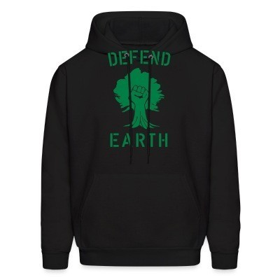Capuche Defend earth