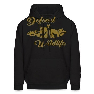 Capuche Defend wildlife