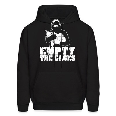 Capuche Empty the cages