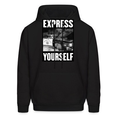 Capuche Express yourself
