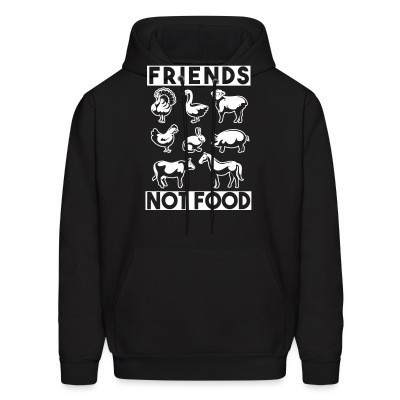 Capuche Friends not food