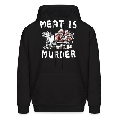 Capuche Meat is murder