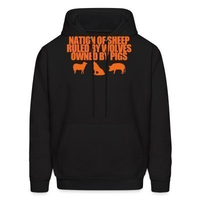 Capuche Nation of sheep ruled by wolves owned by pigs