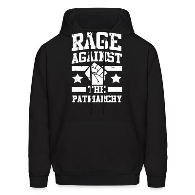Capuche Rage against the patriarchy
