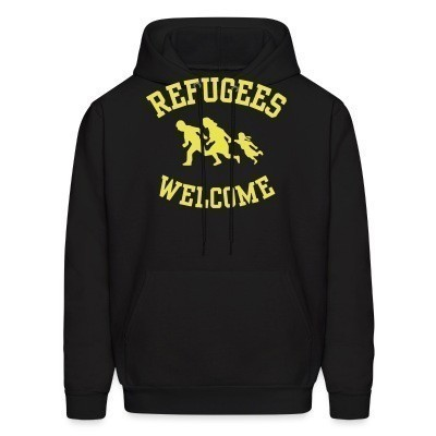 Capuche Refugees welcome