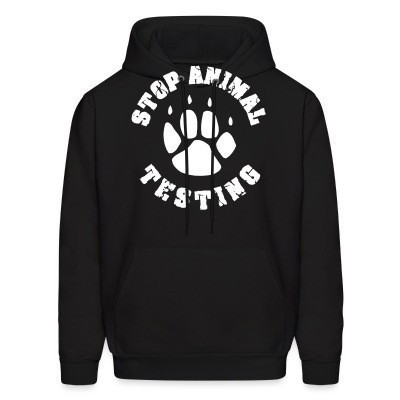 Capuche Stop animal testing
