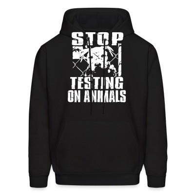 Capuche Stop testing on animals