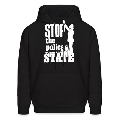 Capuche Stop the police state