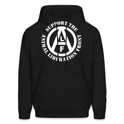 Capuche Support the Animal Liberation Front (ALF)