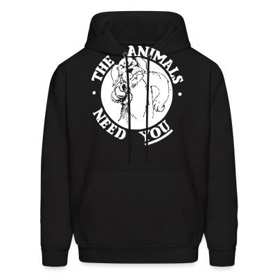 Capuche The animals need you
