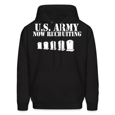 Capuche U.S. Army now recruiting