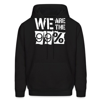 Capuche We are the 99%