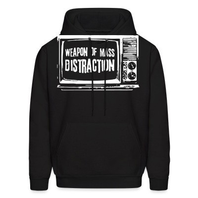 Capuche Weapon of mass distraction