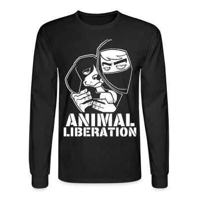 Mangas Largas Animal liberation